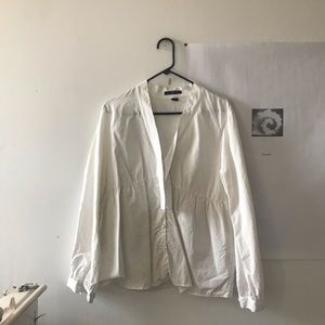 Vintage GAP white button up